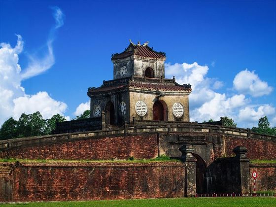 Imperial Citadel at Hue