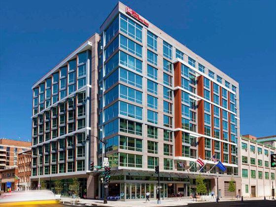 Hilton Garden Inn Washington Dc Georgetown Area Washington D C District Of Columbia