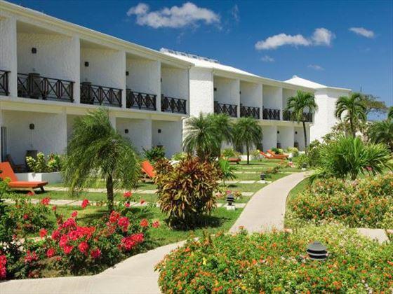Exterior view of Coyaba Beach Resort