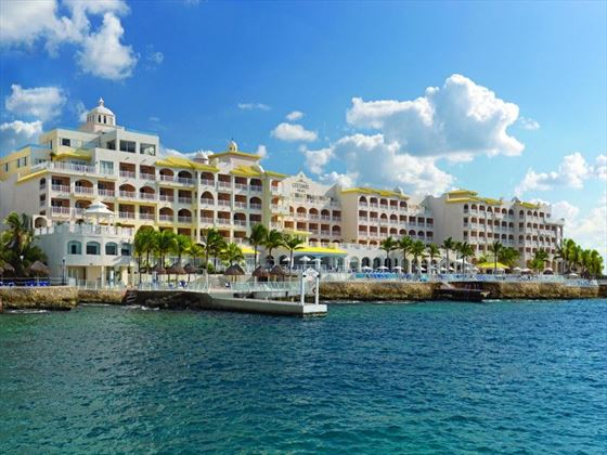 Exterior view of Cozumel Palace