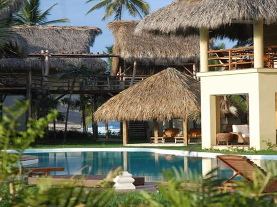 Exterior view of Suites at Zoetry Agua Resort & Spa