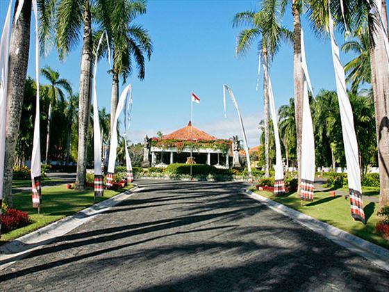 Exterior view of Melia Bali