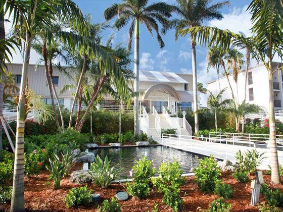 Exterior view of Sundial Beach Resort