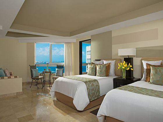 Family Suite at Dreams Sands Cancun