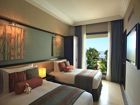Family Suite at Intercontinental Mauritius