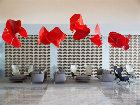 Finest Playa Mujeres lobby
