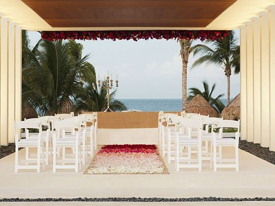 Choice of wedding venues