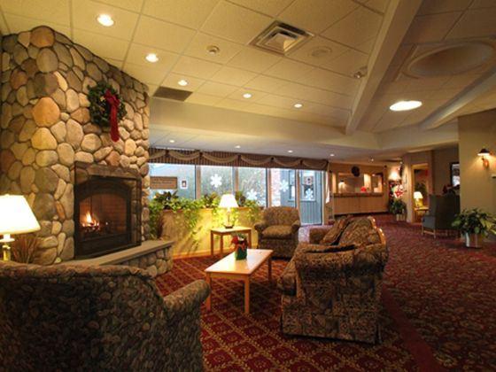 Fireside Inn Lobby