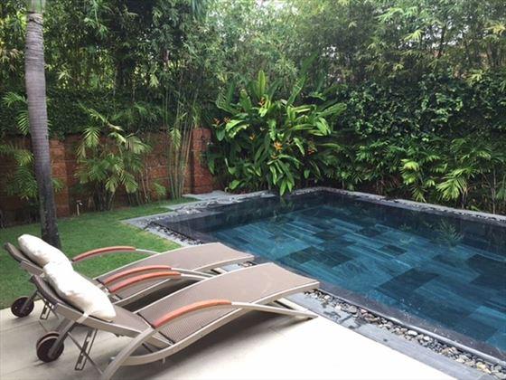 Fusion maia private pool