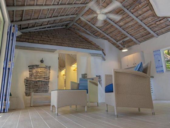 Gaugin Suite Living Area