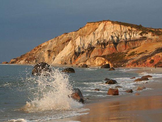 Gay Head Clay Cliffs, Martha's Vineyard