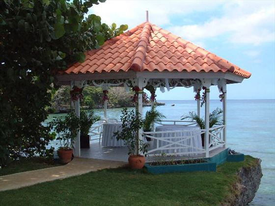Breezes Bahamas Bahamas Caribbean Wedding Tropical Sky