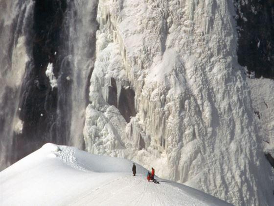 Glacier, Quebec