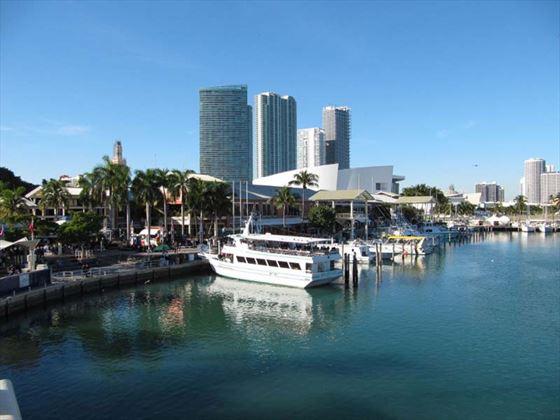 Bayside Downtown Miami
