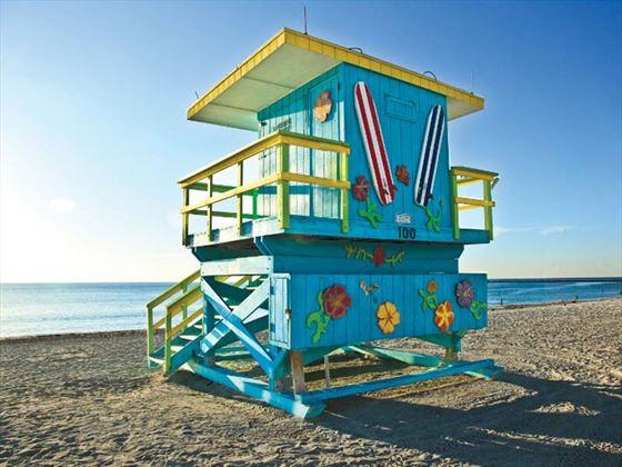 Lifeboat Station Miami Beach