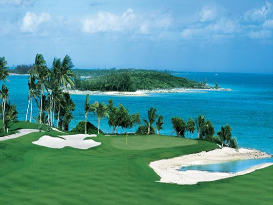Golf course at One&Only Ocean Club