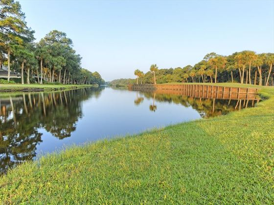 Golf Course in Hilton Head