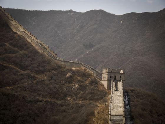 Great Wall near Beijing