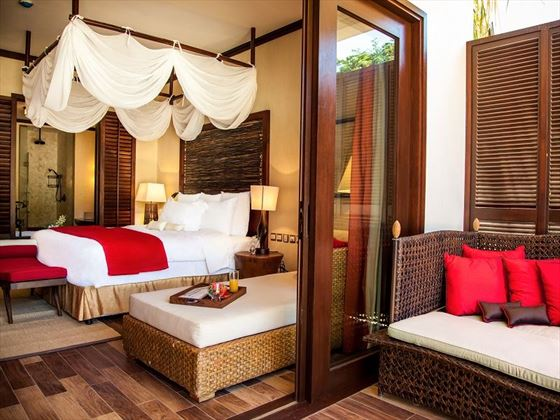 The H Resort Beau Vallon, Junior Suite