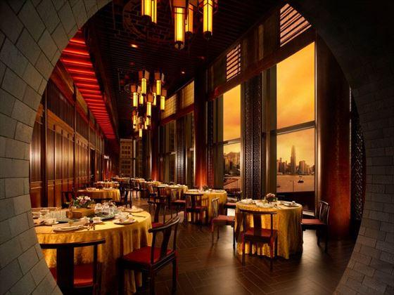 Harbour Grand Hong Kong Kwan Cheuk Heen restaurant