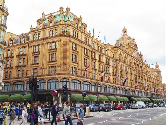 Harrod's London