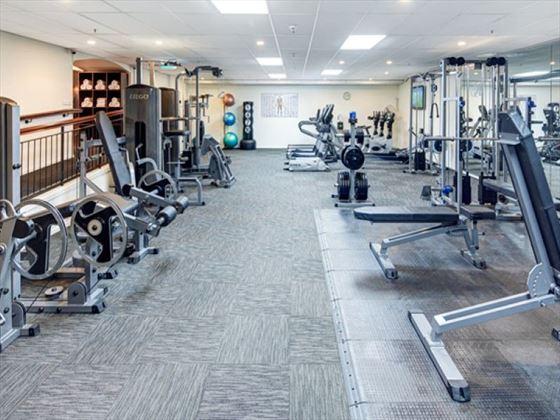 Heritage Christchurch gym