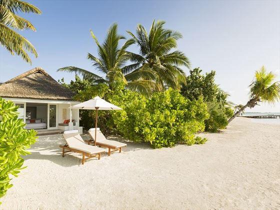 hi beach villa lux ari atoll