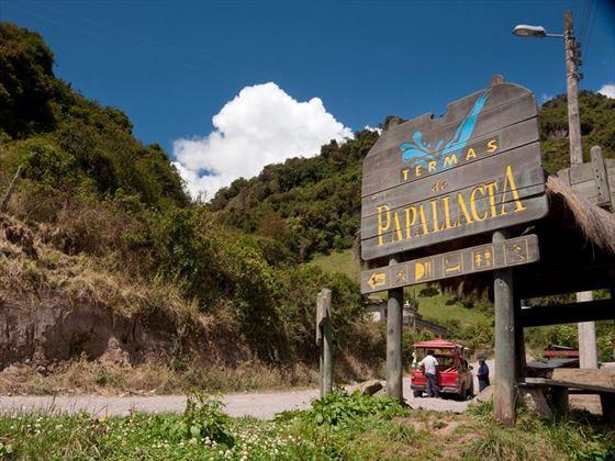 Termas de Papallacta, Ecuadorian Highlands