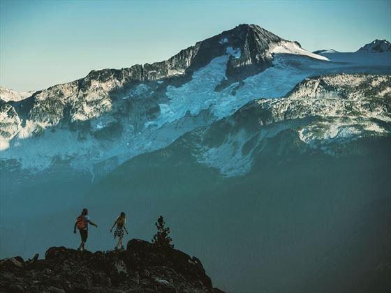 Hiking Whistler Mountain