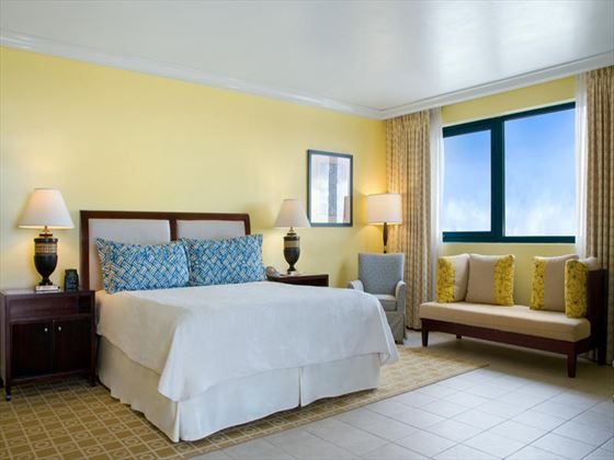 Hilton Barbados Resort Ocean View Room