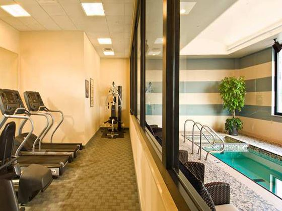 Hilton Garden Inn Fitness and Pool