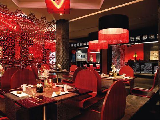 Himitsu Restaurant at Secrets Silversands