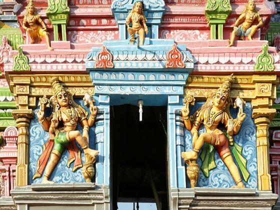 Hindu temple in Kerala