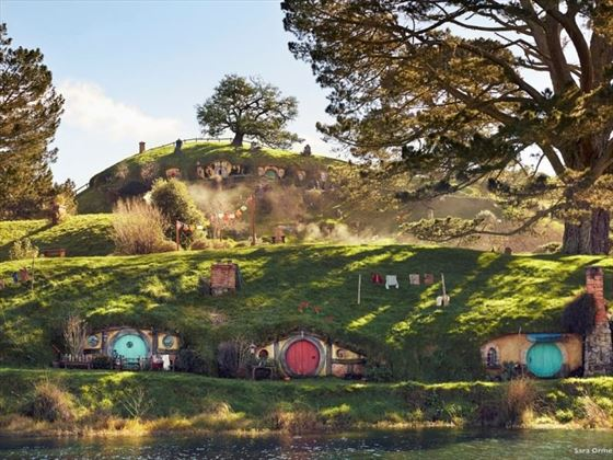 Hobbiton Matamata Waikato