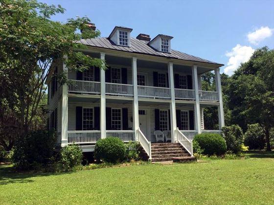 Hopsewee Plantation, Georgetown, South Carolina