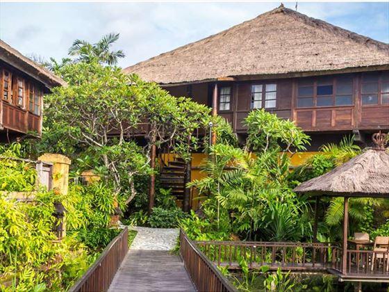 Le Mayeur Bridge, Hotel Tugu Bali