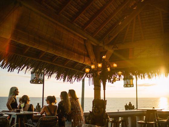 Ji Terrace by the Sea at Hotel Tugu Bali, Canggu Beach