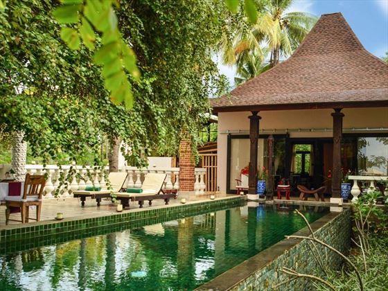 Shang Hyang Jagatnata at Hotel Tugu Lombok
