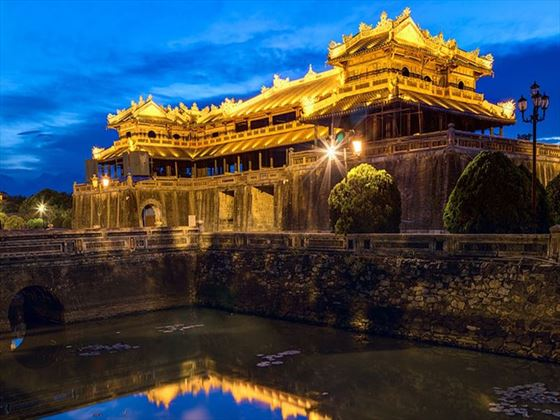 Imperial Royal Palace, Hue, Vietnam