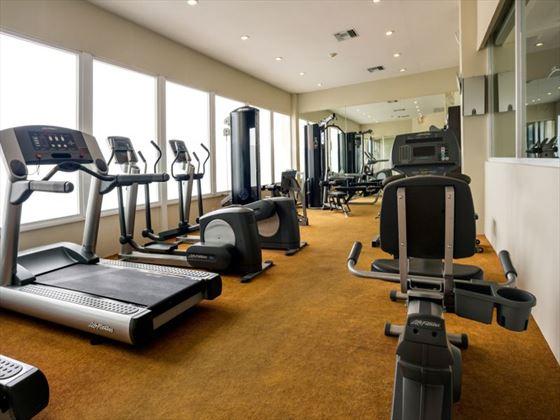 Isla Mujeres Palace fitness room