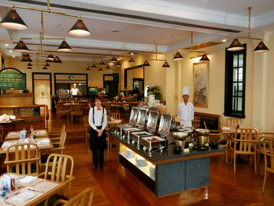 Italian Bistro at Cape House Langsuan Serviced Apartments