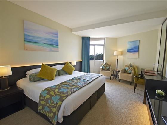 JA Jebel Ali Beach Hotel Garden View Room