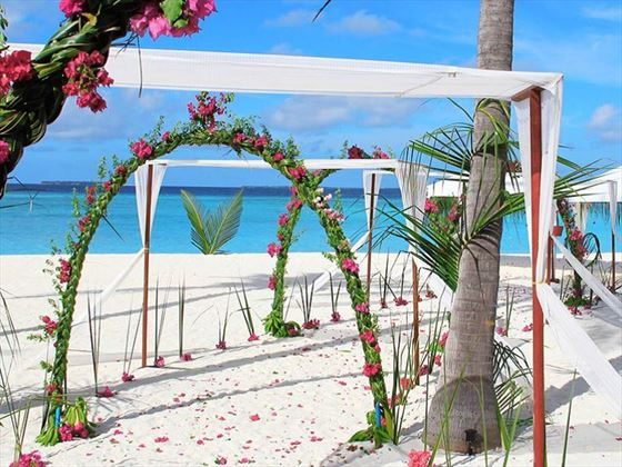 Stunning setting for renewing your vows