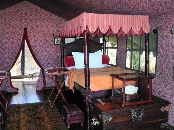 Jack's Camp interior