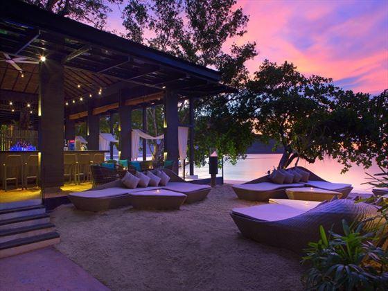 Jala beach bar at The Andaman Langkawi