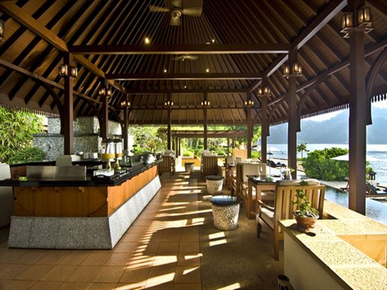 Jamu Bar at Pangkor Laut Resort