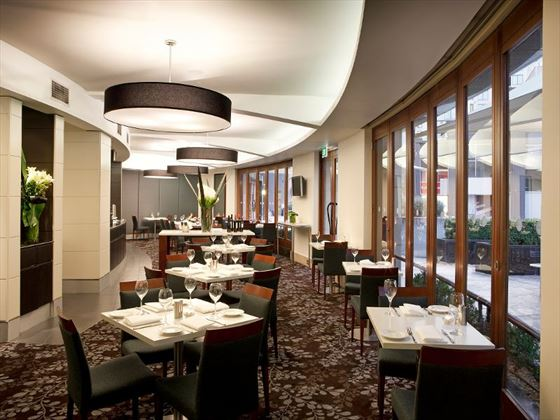 Jarrah Restaurant at Quay West Suites Melbourne