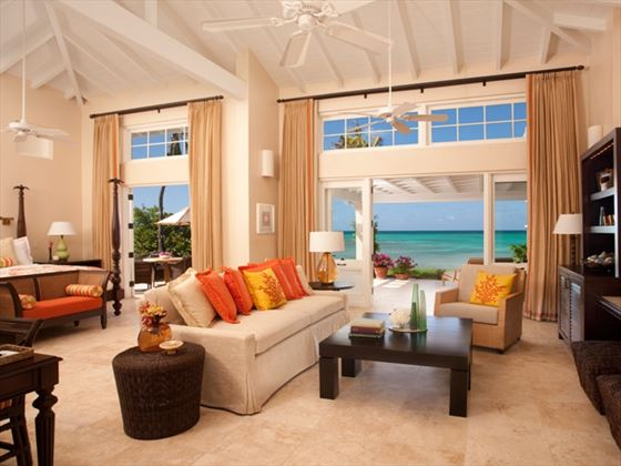Beachside Suite