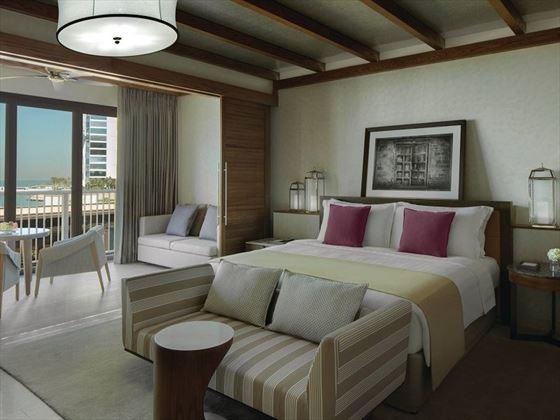 Jumeirah Al Naseem - Ocean Superior Room