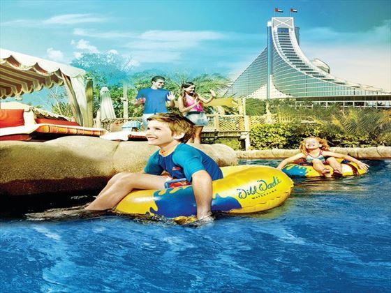 Jumeirah Beach Hotel Wild Wadi Waterpark